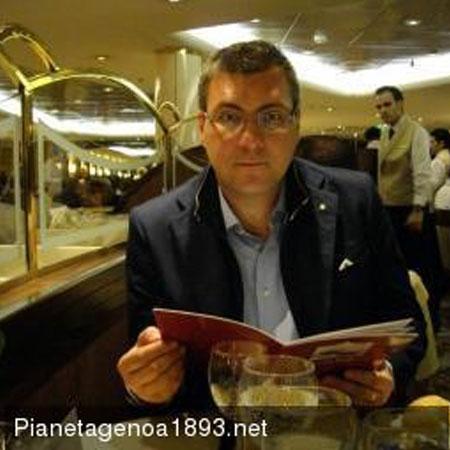 Federico Santini Genoa Preziosi
