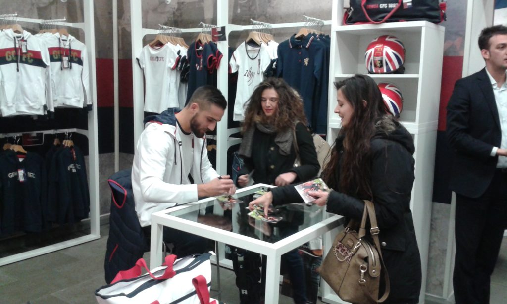 Pavoletti Genoa Store