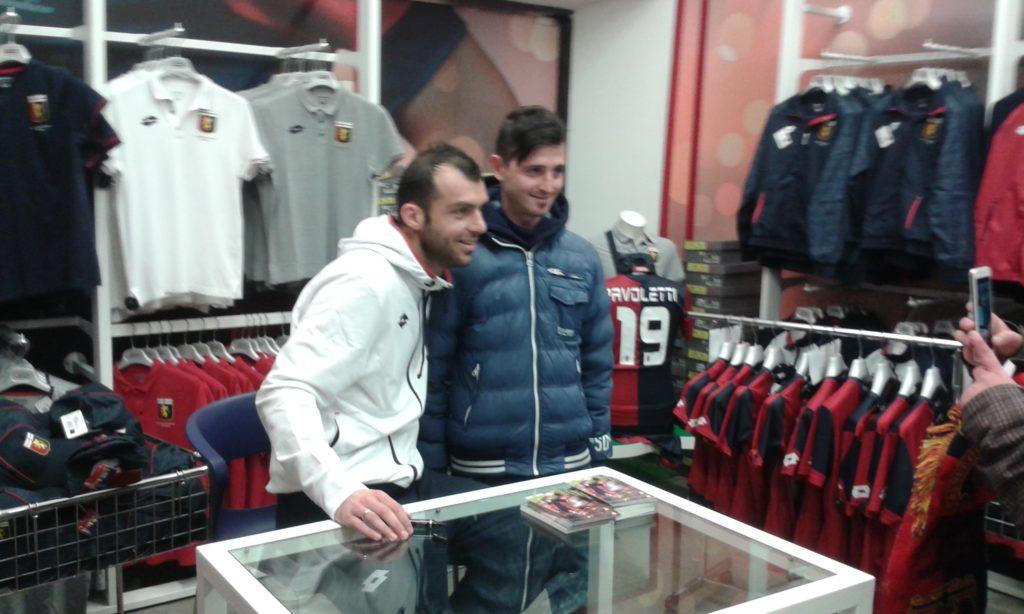 Pandev Genoa Store