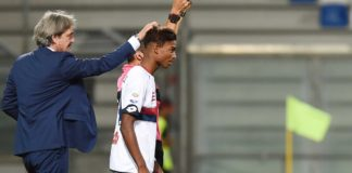 Salcedo Genoa Inter