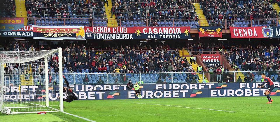 Serie A Genoa