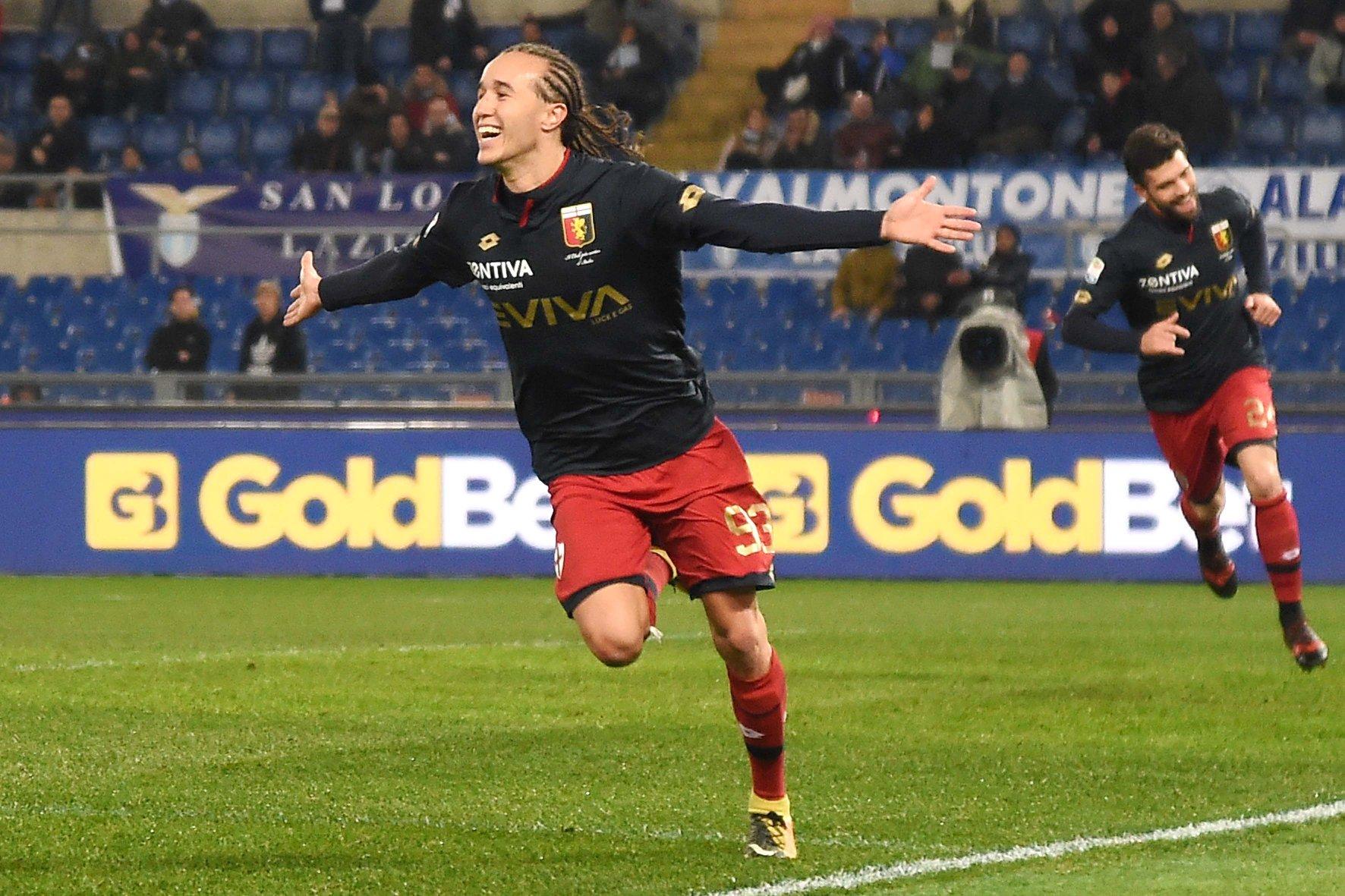 Seconda Maglia AC Milan DIEGO LAXALT