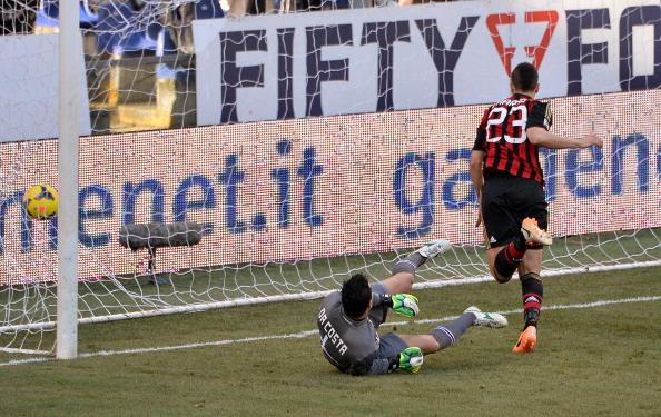 Taarabt gol alla Samp (Photo by Tullio M. Puglia/Getty Images)