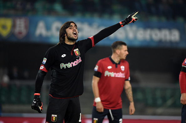 Mattia Perin (Photo by Pier Marco Tacca/Getty Images)