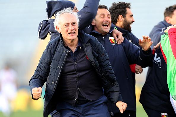 Andrea Mandorlini (Photo by Gabriele Maltinti/Getty Images)
