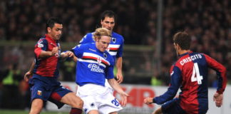 Criscito Genoa Palladino derby