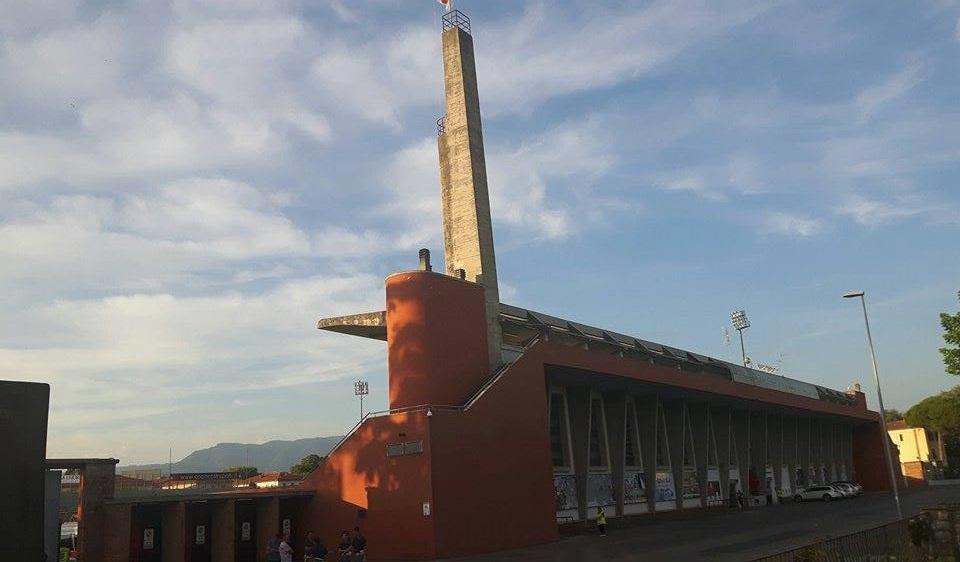 Esterno Stadio Porta Elisa