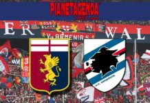 Derby Genoa-Sampdoria