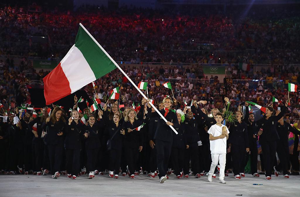 Italia al Maracanà