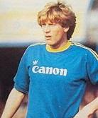 Carlo Odorizzi con la maglia del Verona - Foto Wikipedia)
