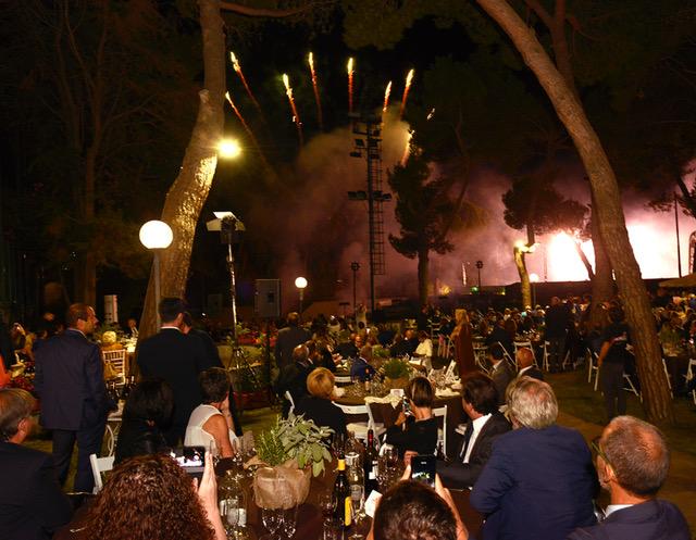 La Cena di gala dell'Aon Memorial Giorgio Messina di Genova (Foto Paolo Cresta)