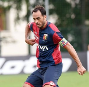 Santiago Gentiletti - Foto Genoa cfc Tanopress