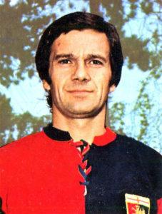 Gigi Simoni nella stagione 1973-74 (Da Wikipedia)