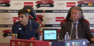 Juric Preziosi Genoa