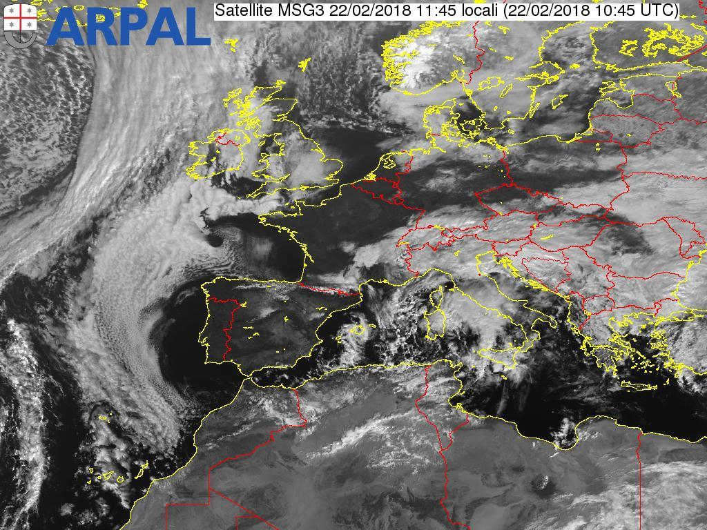 Arpal satellite ore 1145