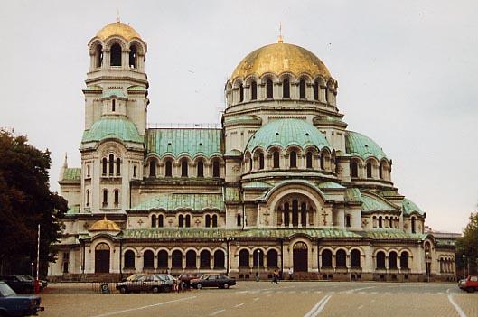 La cattedrale di Sofia (Da Wikipedia)