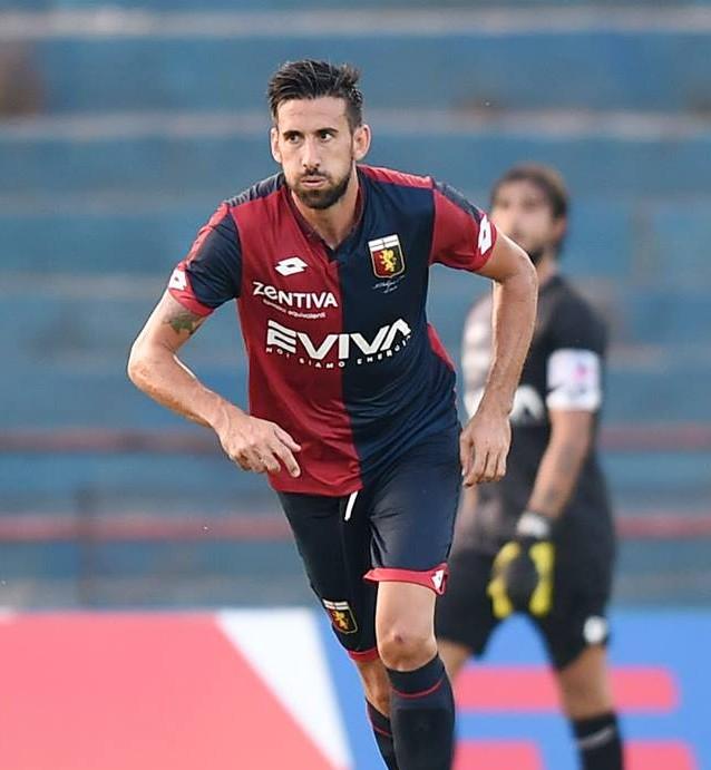 Nicolas Spolli (Foto Genoa cfc Tanopress)