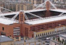 Ferraris Marassi stadio Genova Genoa