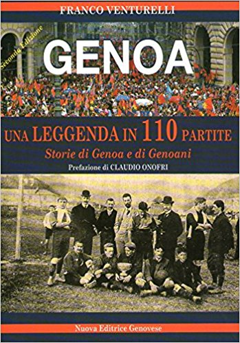 Venturelli copertina Genoa una leggenda in 110 partite