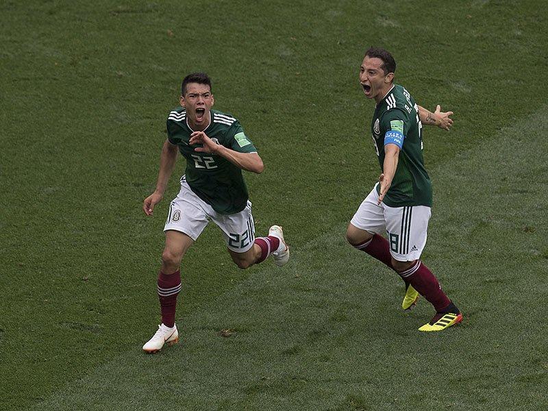 Germania-Messico | Mondiali | Diretta | Radiocronaca | 17 giugno