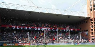 Genoa Serie A derby
