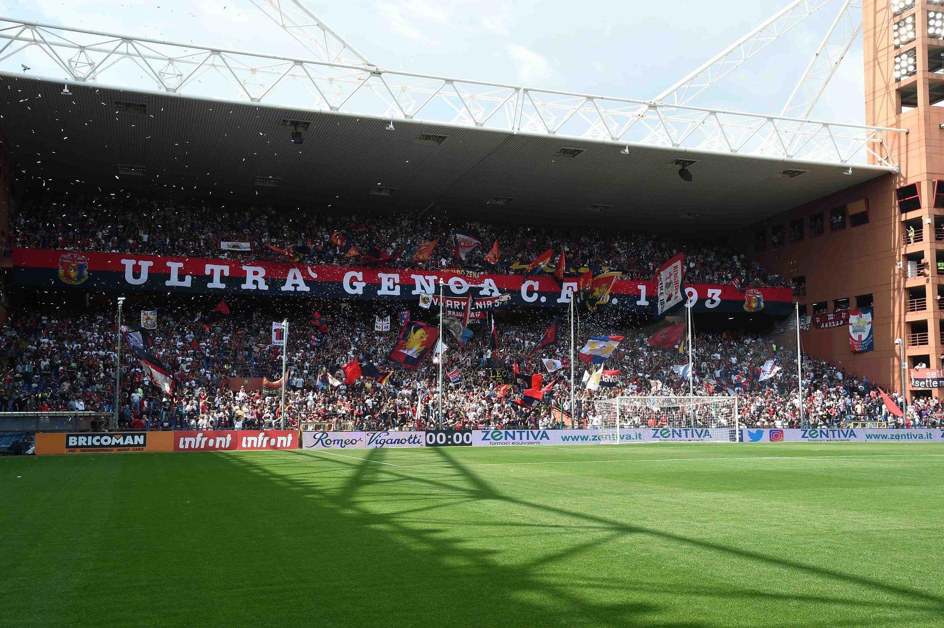 Genoa Serie A
