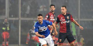 Caprari Bertolacci Genoa
