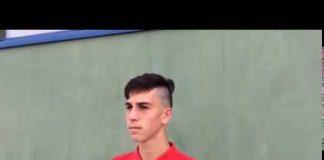 Masini Genoa Under 17