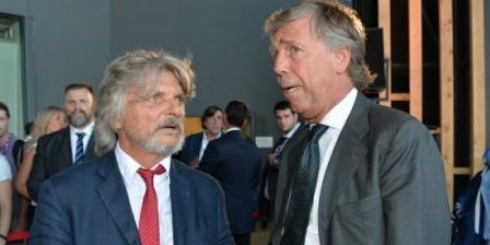 Preziosi Ferrero Genoa Sampdoria