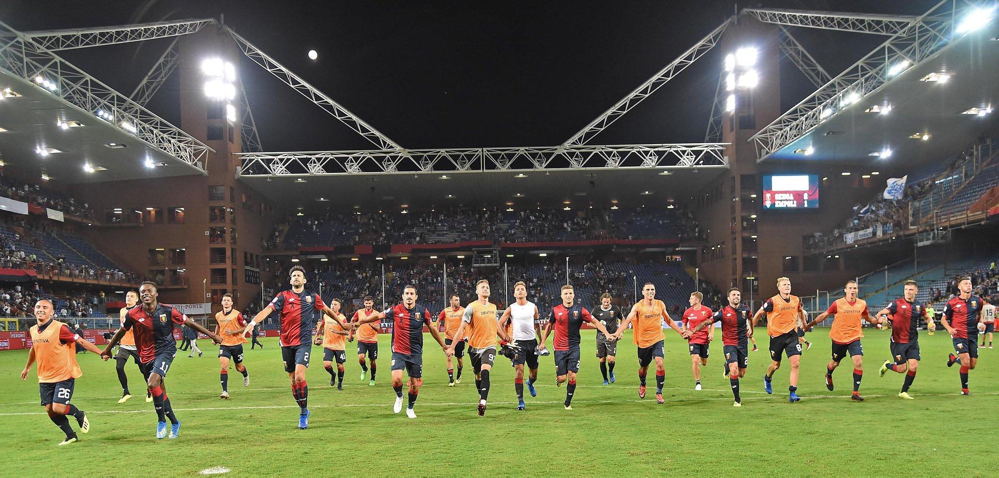 Genoa vittoria
