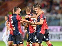 Piatek gol Genoa