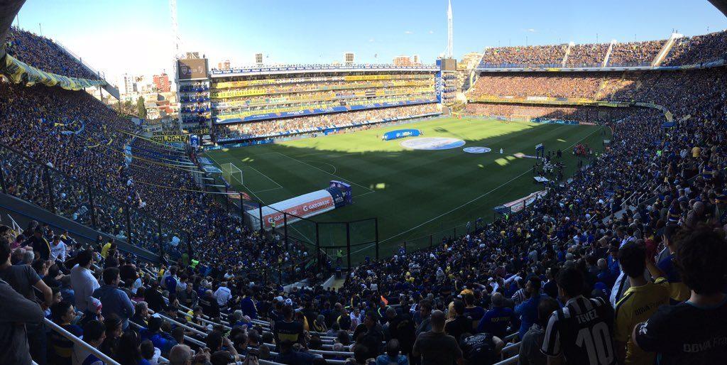 Bombonera Boca Juniors