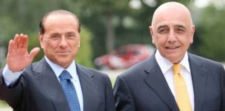 Berlusconi Galliani