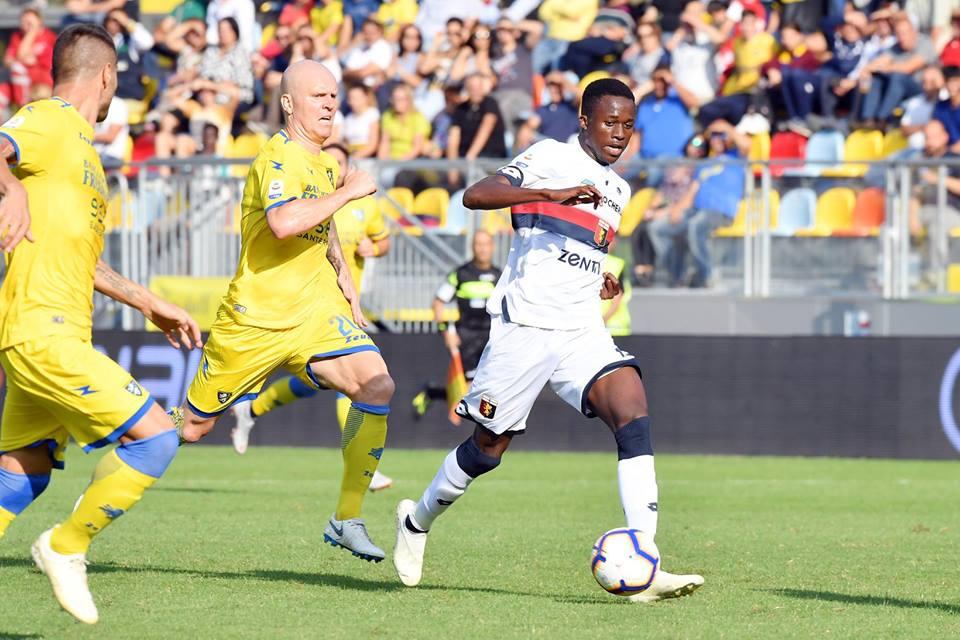 Kouamé Kouamé Genoa