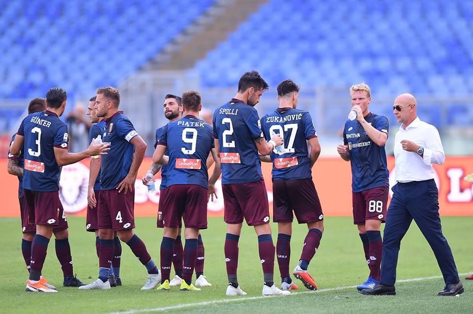 Ballardini Genoa Lazio-Genoa