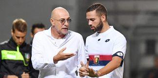 Ballardini Biraschi Grifo Genoa