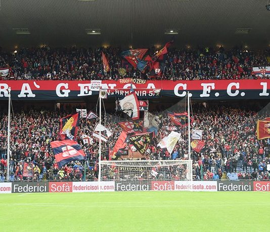 Nord Genoa derby TO