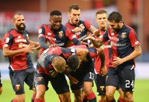 Romero Genoa Genoa-Udinese