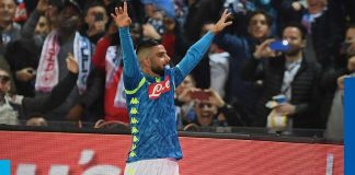 Champions League Insigne