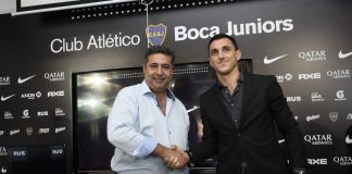 Burdisso Boca Juniors