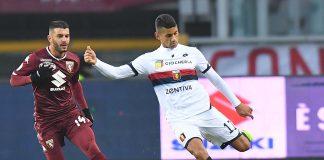Romero Falque Genoa