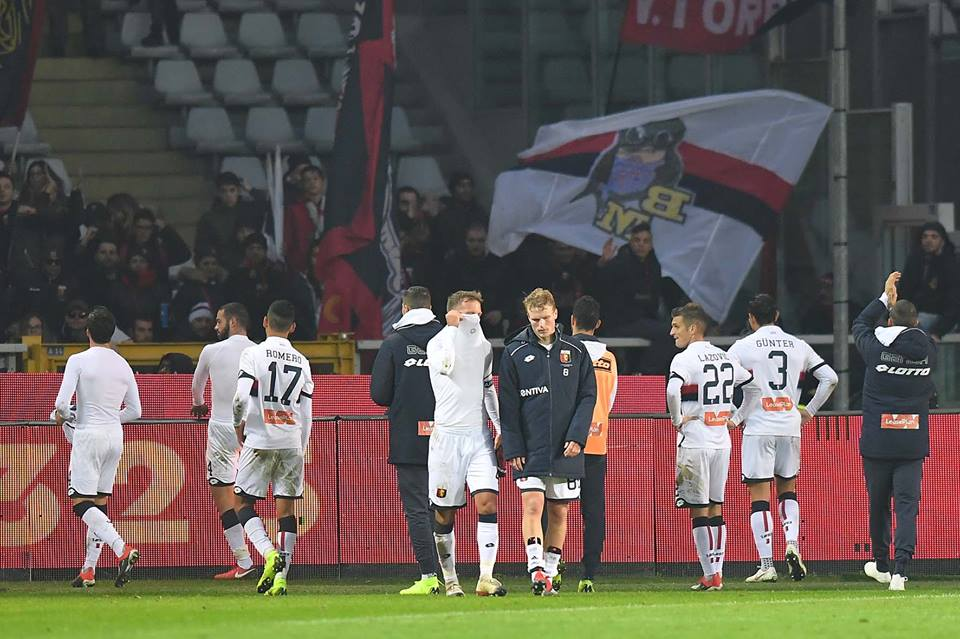 Genoa, settimana decisiva per il futuro di Juric