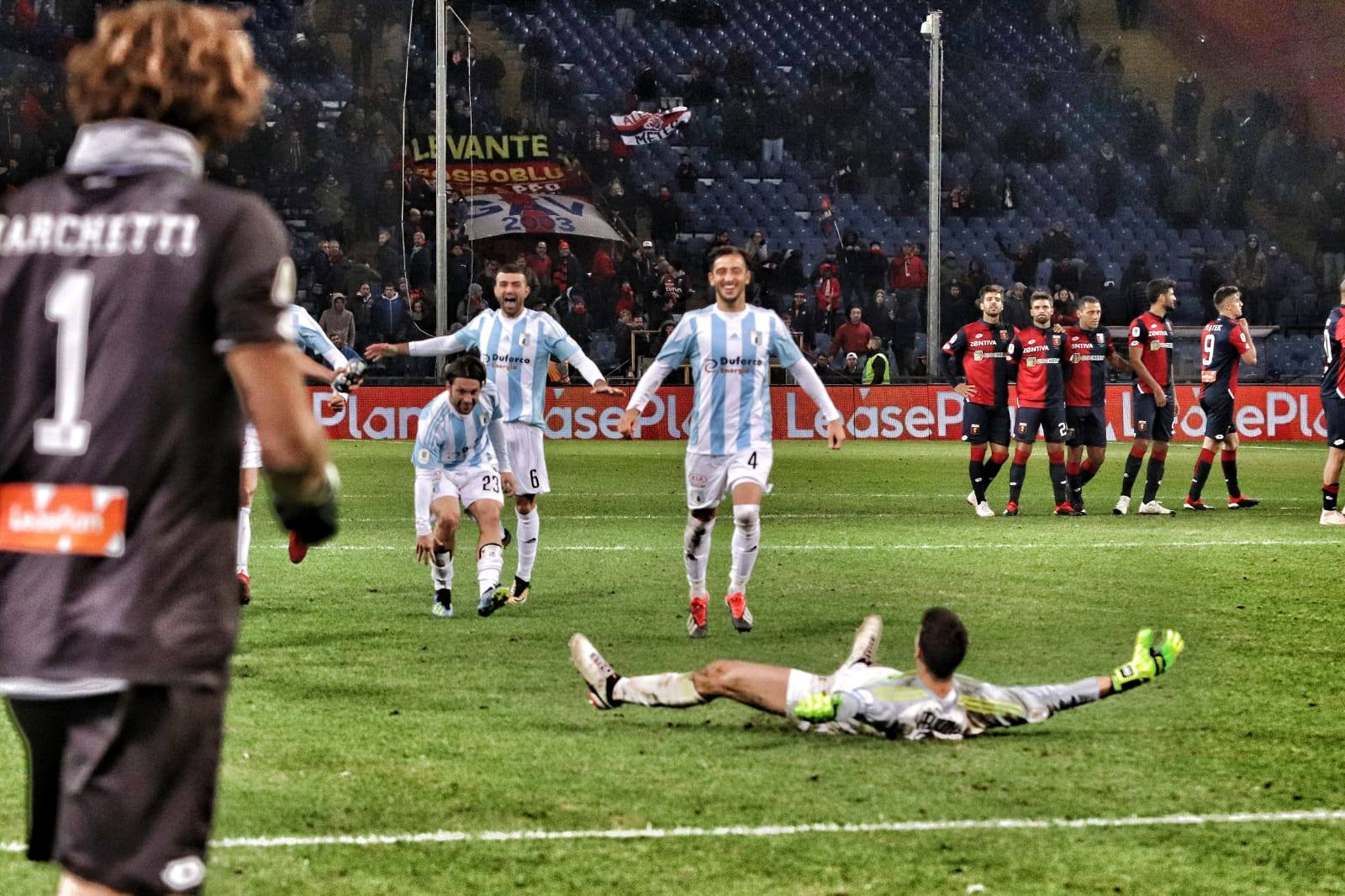 Genoa Entella Virtus Entella