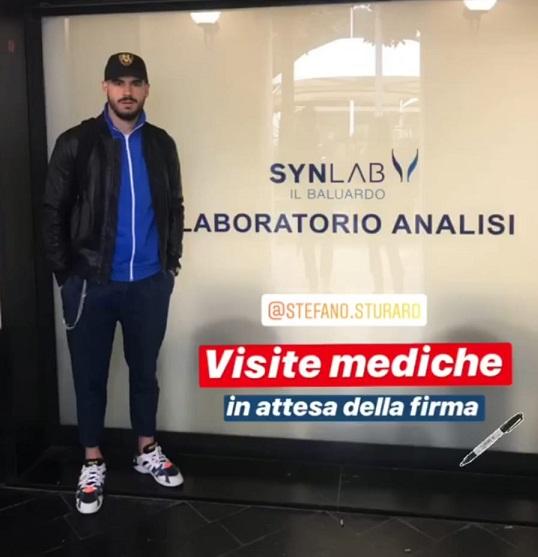 Genoa, Sturaro: 'Contento di esser tornato'