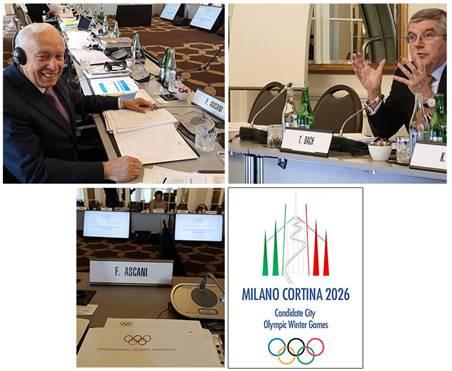 incontri atleti olimpici sono Alex e Sierra ancora risalente 2014