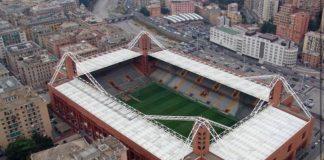 Anzalone Genoa Ferraris Marassi stadio Luca Maestripieri
