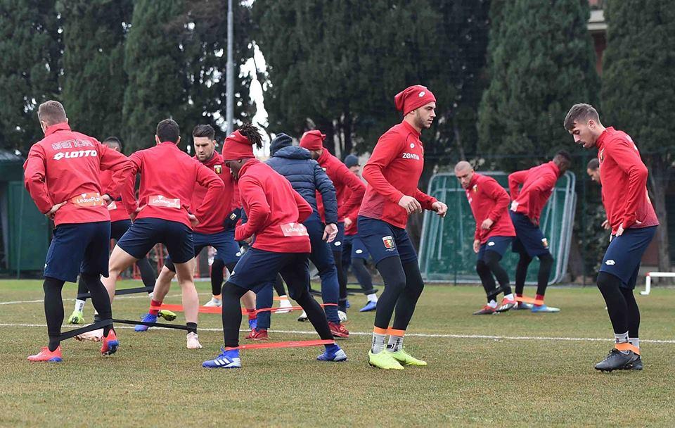 Genoa-Milan, i tifosi rossoblù: