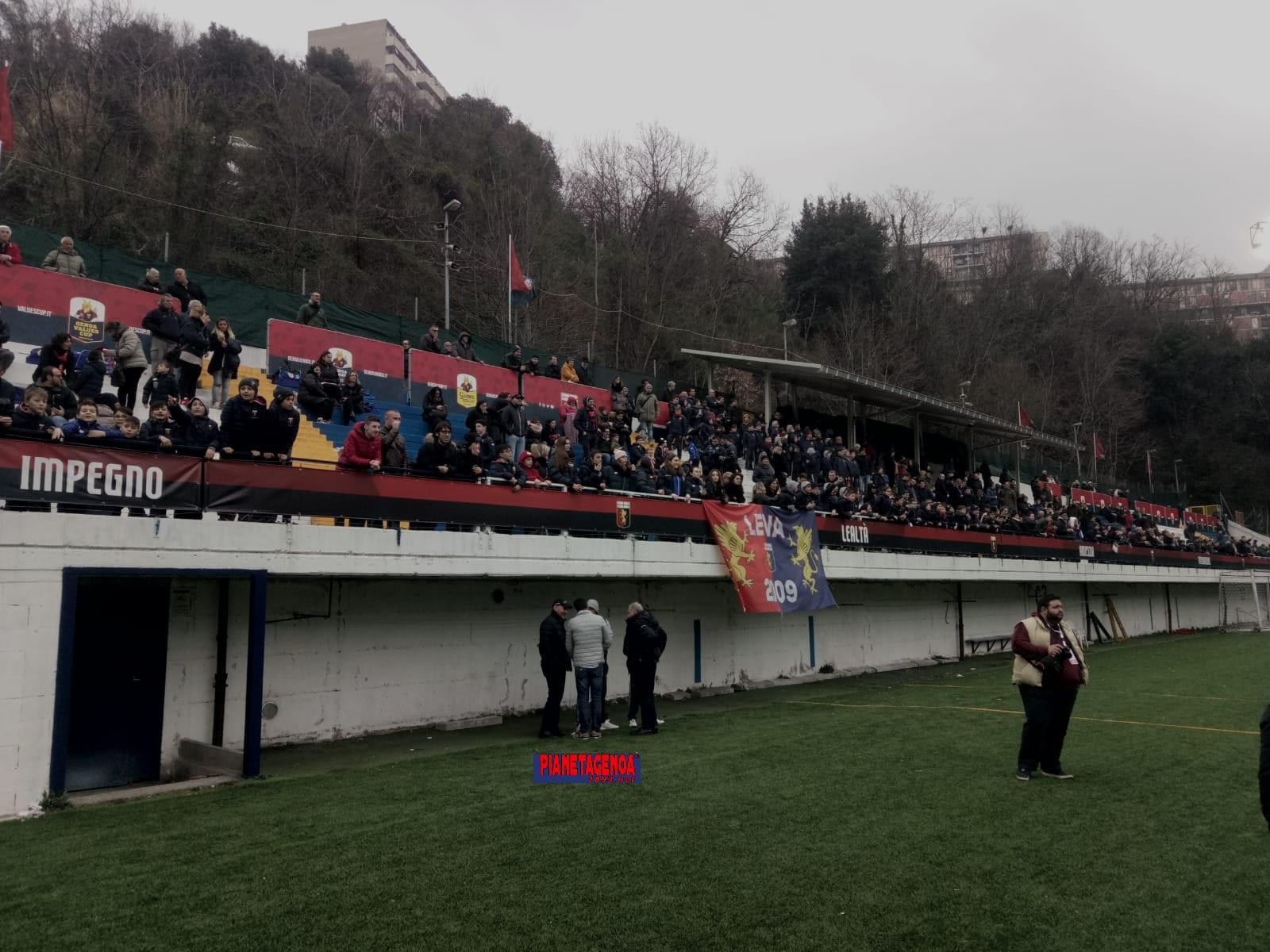 Genoa Begato FIGC