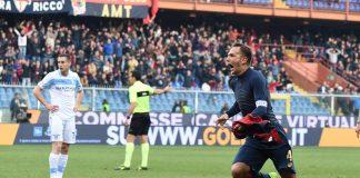 Criscito Genoa Genoa-Lazio