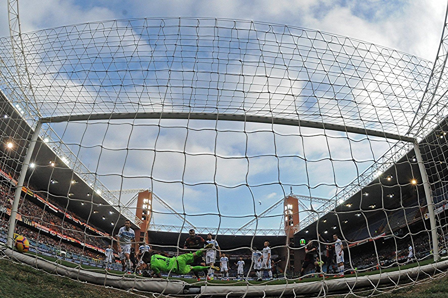 Genoa Strakosha Lazio